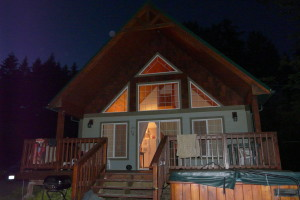 Chalet in Packwood